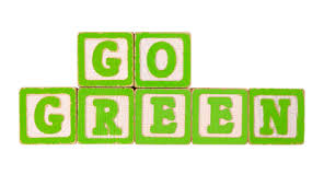 GO GREEN-BLOCKS