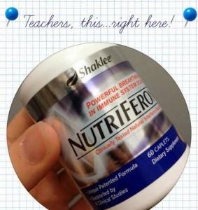 NUTRIFERON THUMB